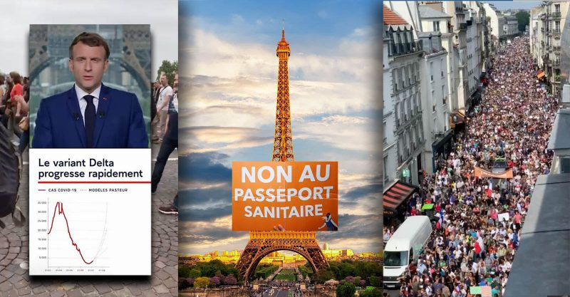 Bastille Day 2021: The French Take A Jab At Macron