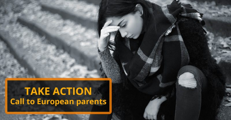 Call to European Parents : Join  EU action to withdraw authorisation of  Pfizer Covid Injection For Children 12+