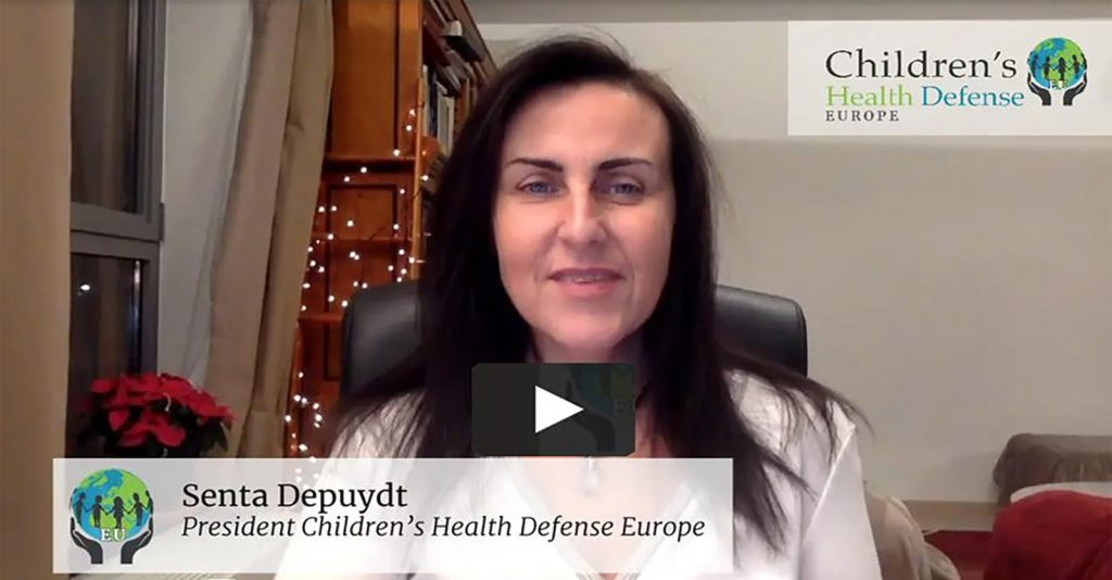 First CHD EU Newsletter – End of Year from Senta Depuydt & Actions and projects 2021