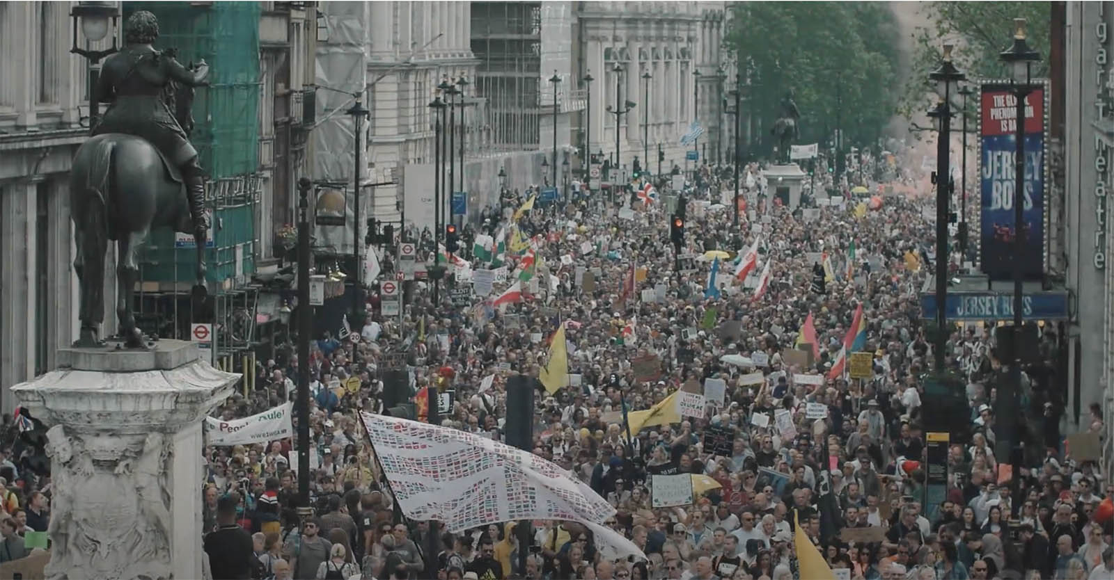 The Month The Tide Turned | A Million in Motion | LONDON MAY 2021 Oracle Films