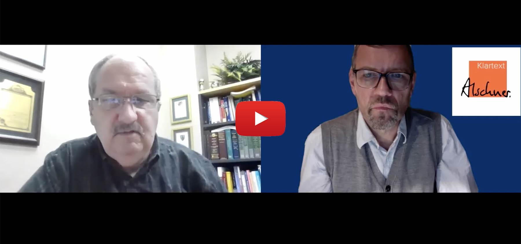 Brian Hooker Interviewed by Uwe Alschner