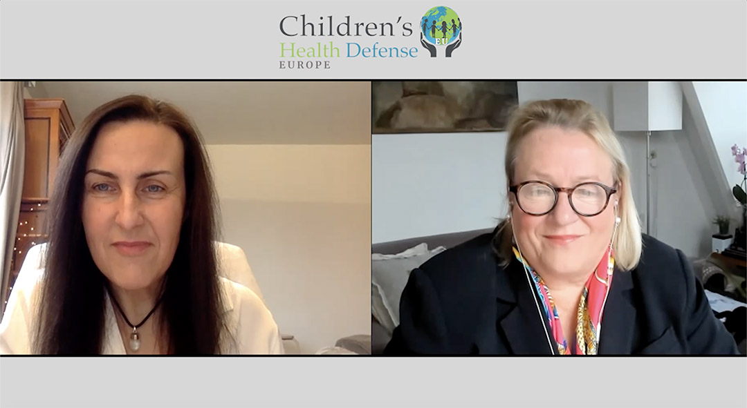 Does the Pandemic Serve a Global (Financial) Agenda? Catherine Austin Fitts with Senta Depuydt