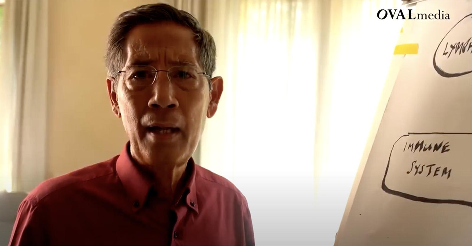 """Dr. Sucharit Bhakdi: Brauchen Wir die Impfung, um Herdenimmunität zu Erreichen?"""""""