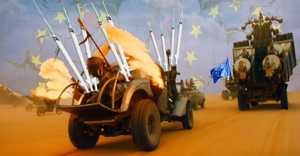 Vaccination Fury Road, What's Next On Europe's Fast Tracking Agenda?