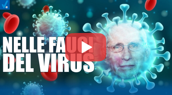Senta Depuydt talks about the situation in the USA as Fox News is investigating Fauci in connection with the origin of a pandemic (Video in italian)
