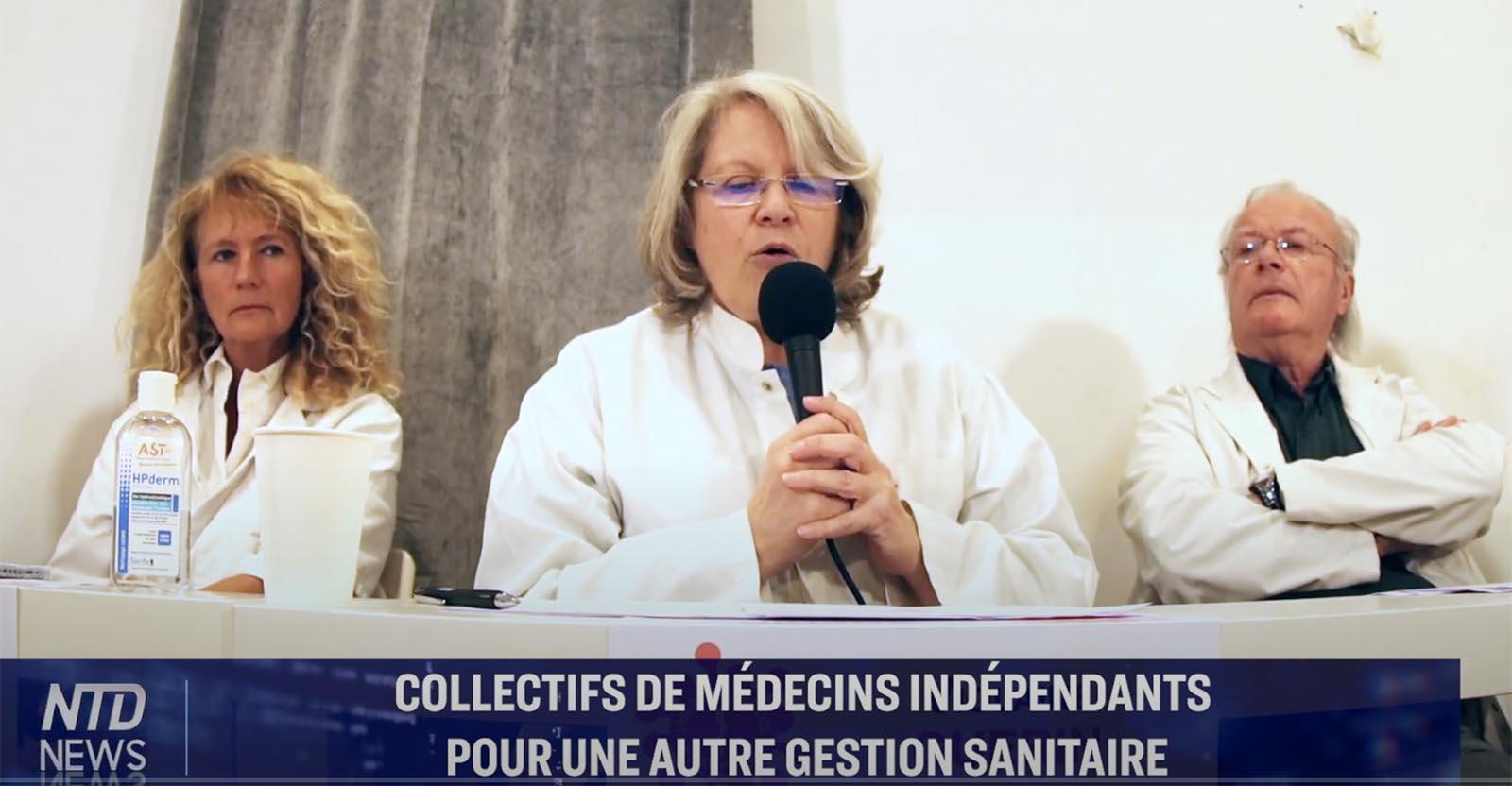 video Coordination Sante Libre Appel du 9 Janvier 2021