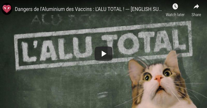 The Dangers of Aluminium in Vaccines (Video)