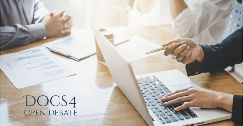 Lettre ouverte de Docs4opendebate : nous demandons un débat ouvert sans aucune forme de censure (Belgique)