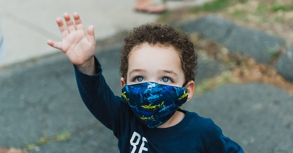German Team Finds Masks for Children and Adolescent Have no Benefits and Can Be Dangerous.