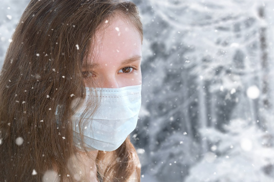 Study Finds 68% of Children Report Side Effects from Wearing Masks (Germany)