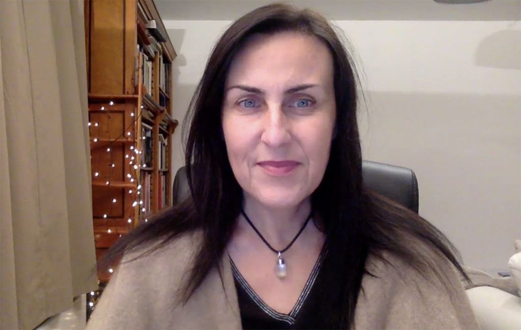 Message to Support Latvians Movement for Democracy and Health by Senta Depuydt (video)