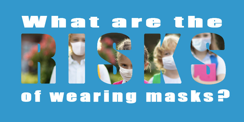 CHD Europe supports research and notices of liability associated with the risks of wearing masks in schools and at work