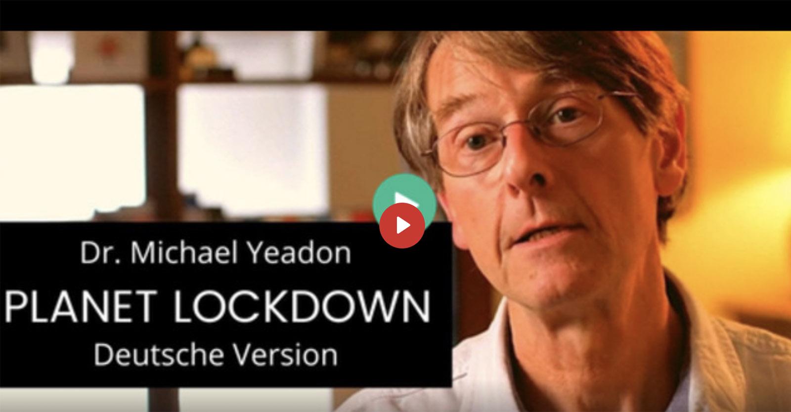 """Mike Yeadon, ex-Vizepräsident von Pfizer packt aus: """"Wir Stehen an den Pforten der Hölle."""""""