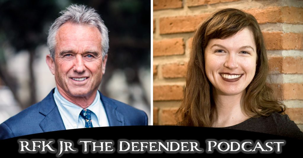 Gates, Epstein, the CIA, vaccination and global surveillance. Kennedy and Whitney Webb are connecting the dots