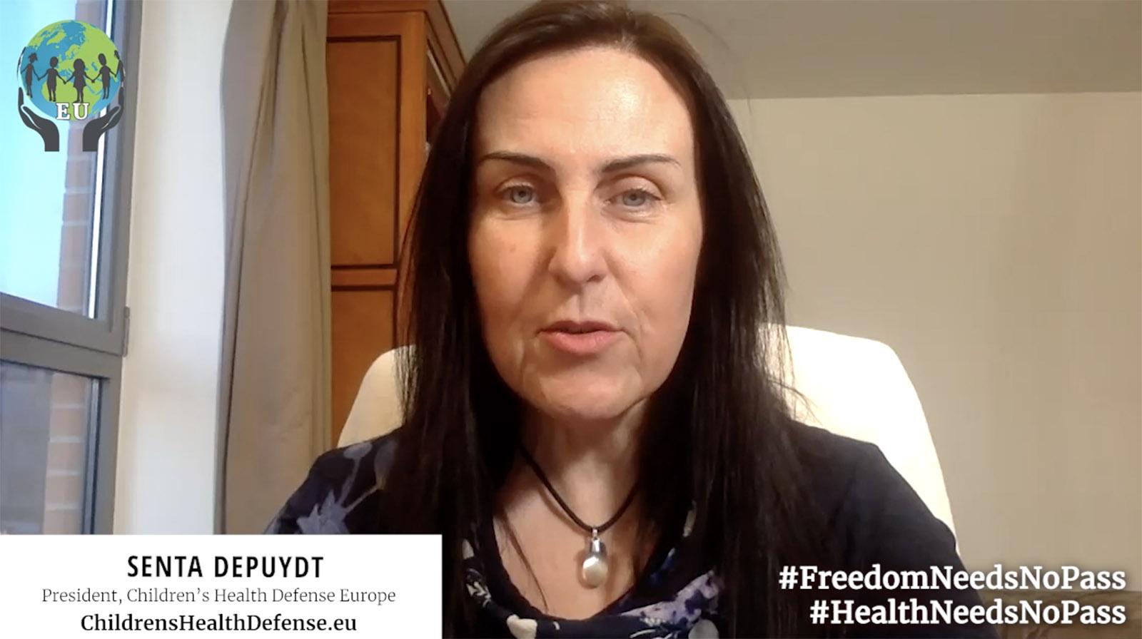 #StopGrenPass#FreedomNeedsNoPass (video in Italian)
