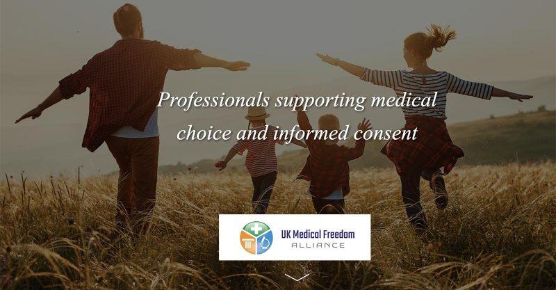 Lettre ouverte concernant les passeports vaccinaux / d'immunité de l'UKMFA et des Avocats Pour la Liberté au gouvernement et aux députés