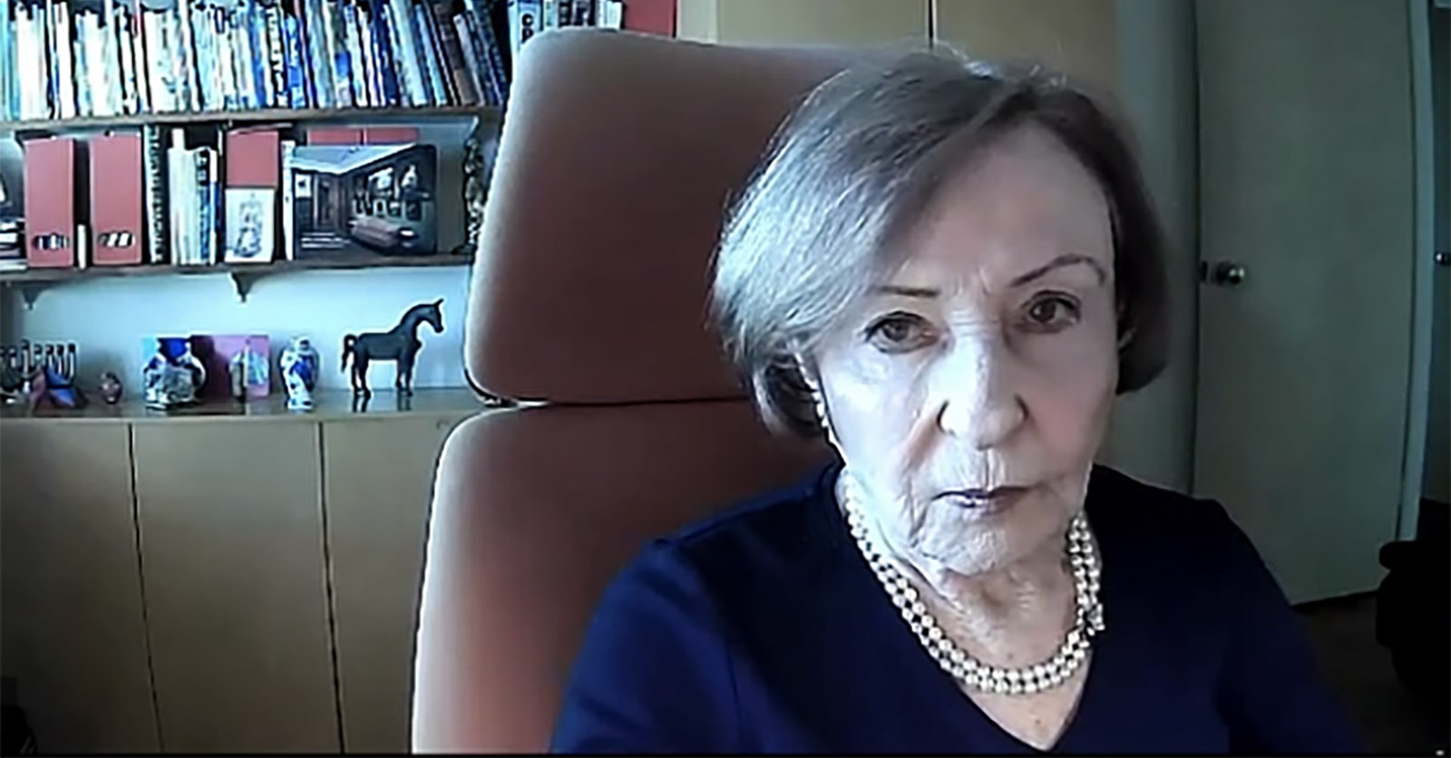 Vera Sharav, a Holocaust survivor talks about the Corona-measures and how they attack our humanity in an interview with our German correspondent Uwe Alschner (Part 1)